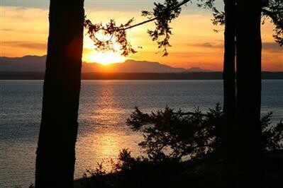 Lagoon Point Log Home Bed Amp Breakfast Near Langley